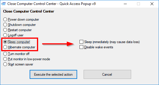 A) Harnessing Windows – Quick Access Popup