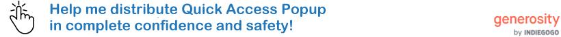 Help stop malware false alerts